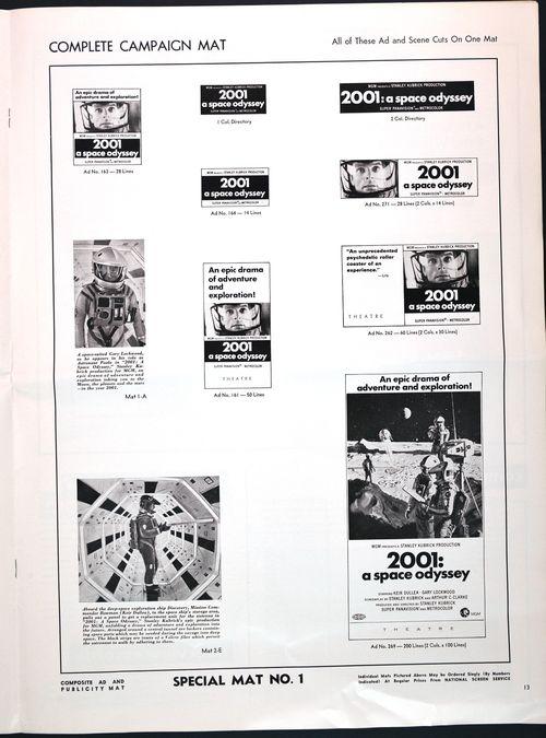 2001 space odyssey pressbook 13