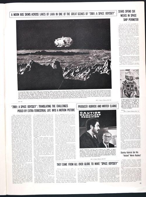 2001 space odyssey pressbook 21