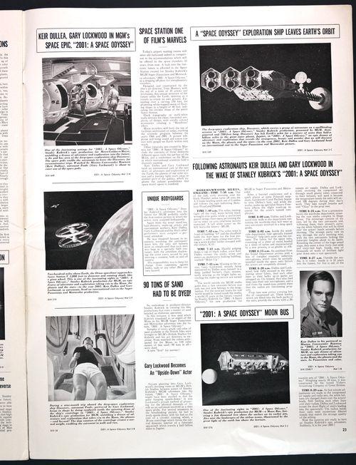 2001 space odyssey pressbook 23