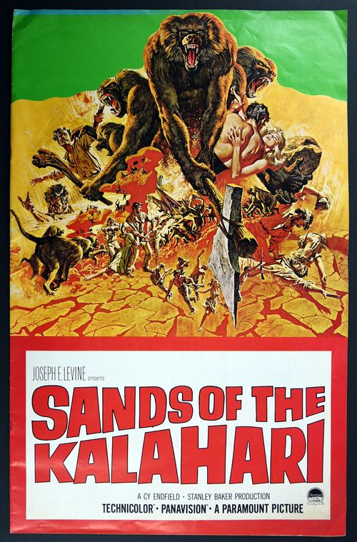 Sands of the Kalahari Pressbook 01