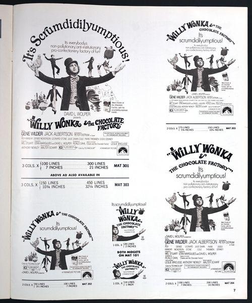 Willy Wonka Pressbook 07