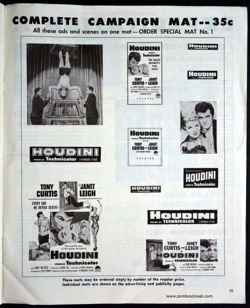 Houndini Pressbook 01