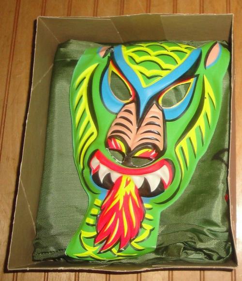 Halco dragon costume 3