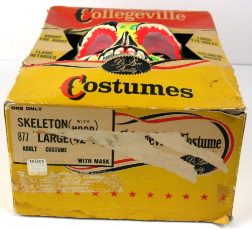 Colledgevill skeleton costume mbzay 2