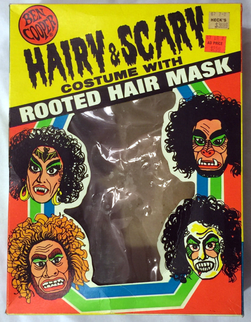 Ben cooper hairy and scary witch costume  skyler4us 2