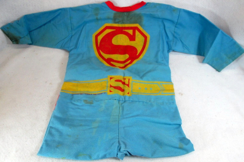 Sturdy superman playsuit 5