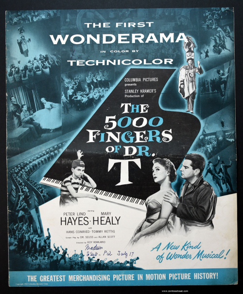 5000 Fingers of Dr T Pressbook 01