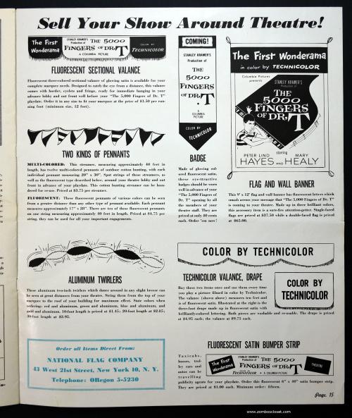 5000 Fingers of Dr T Pressbook 01