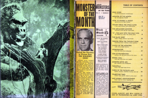 Fantastic Monsters of the Films V2-1