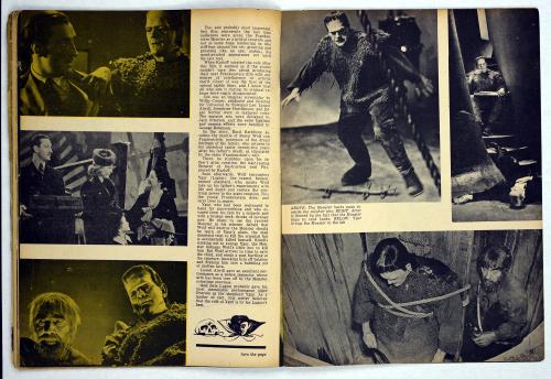 Fantastic Monsters of the Films V2-1