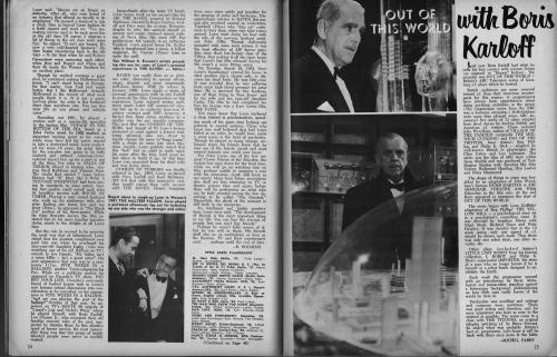 Castle of Frankenstein Issue 5