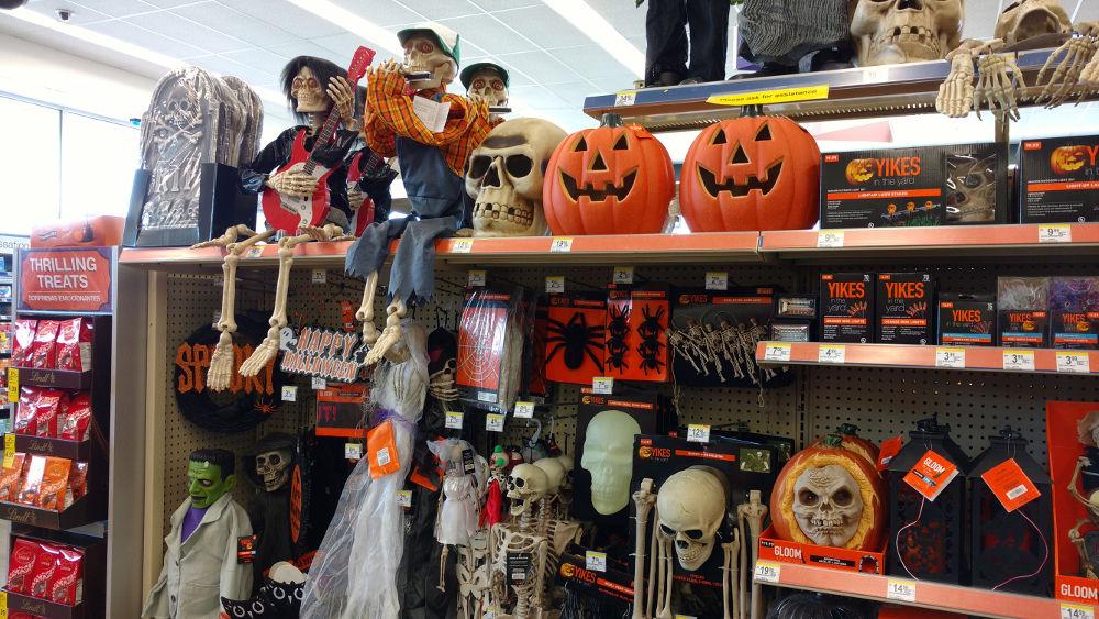 walgreens halloween 2016 1 - Walgreens Halloween Decorations