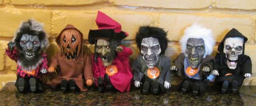 Halloween pocket screamers