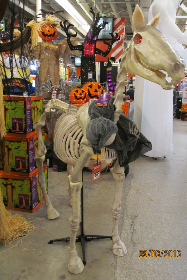 Halloween 2016 Sighted At Home Depot From Zombos Closet