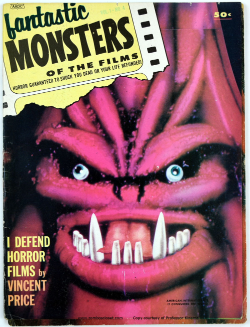 Fantastic Monsters of the Films v1-4001