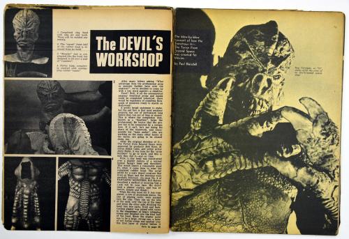 Fantastic Monsters of the Films v1-5001