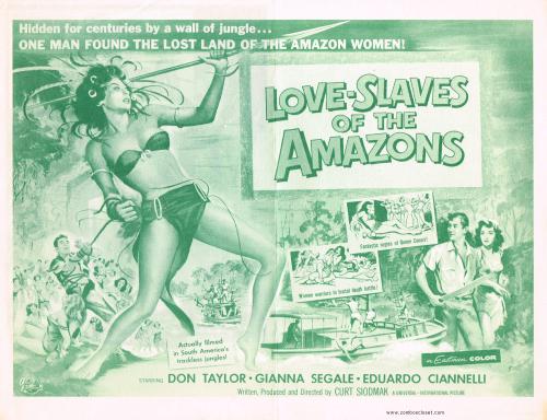 Amazon Women herald