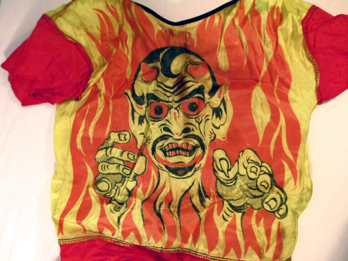 Fire demon costume bidzilla! 3