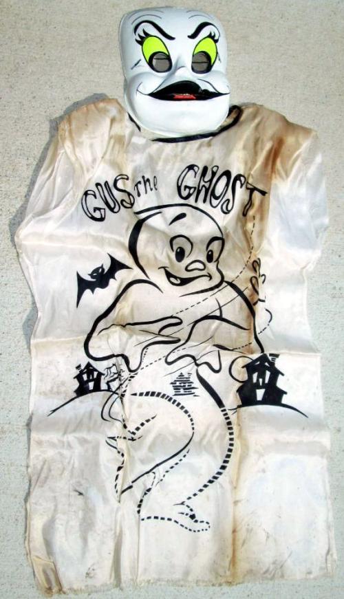 Gus Ghost Halloween Costume 2
