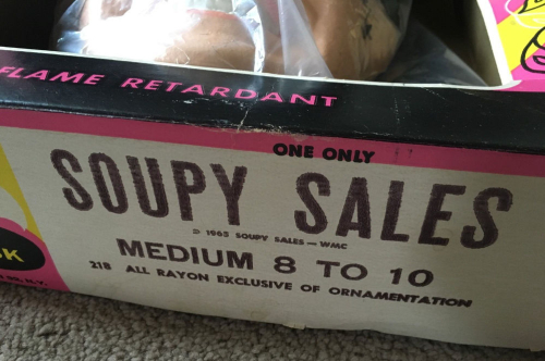 Soupy sales costume meatnose3 3