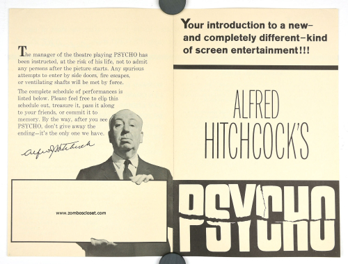 Psycho movie herald 001