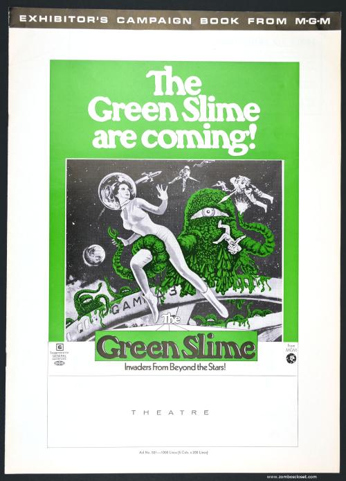 Green Slime Pressbook 001