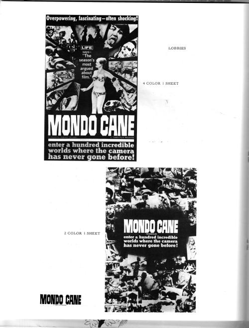Mondo Cane Pressbook12062016