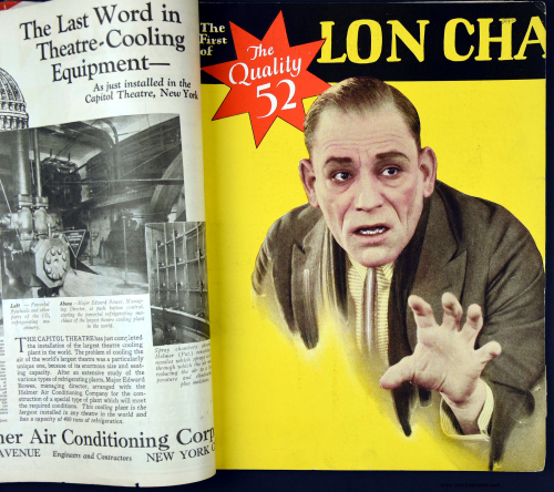 Lon Chaney Unholy 3 ad 1