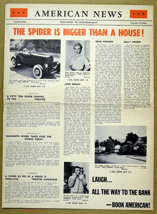 The Spider Pressbook 011