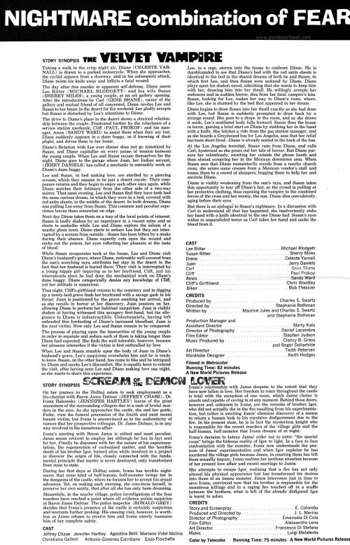 Velvet Vampire Pressbook 0001