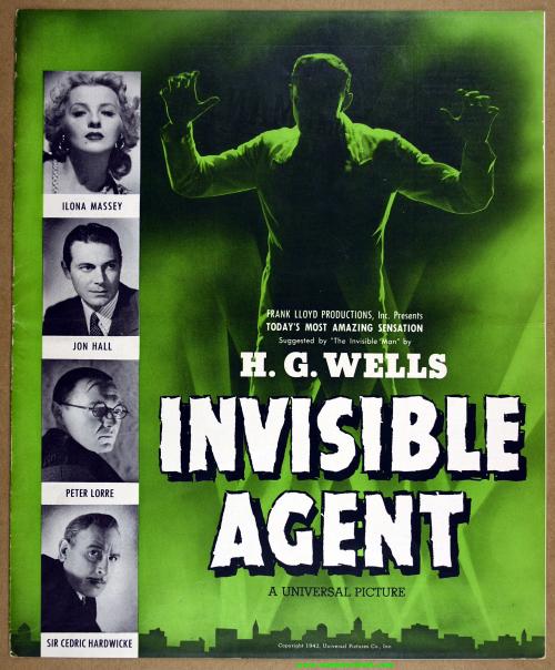 Invisible Agent Pressbook 001