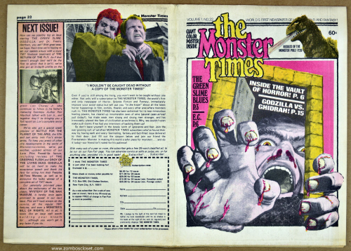 Monster Times 22 000