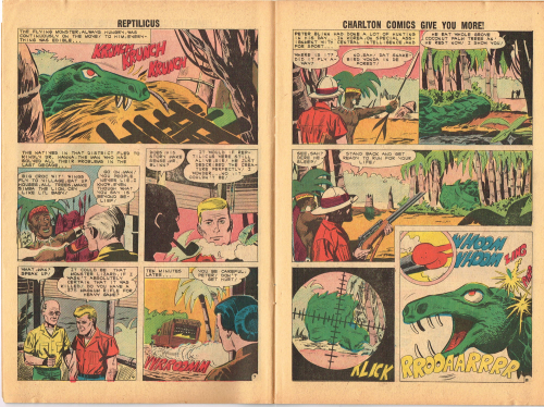 Reptilicus Comic Issue 2_xxx_0004