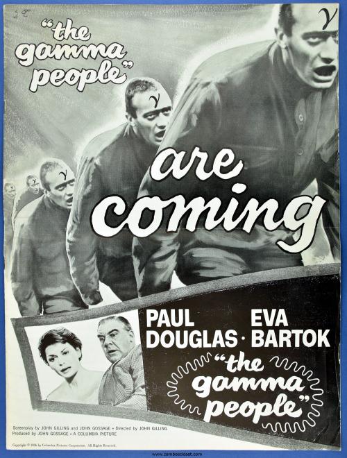 The Gamma People Pressbook 01