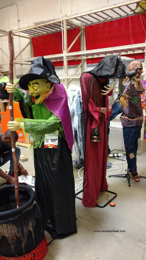 Home Depot Halloween 2017 16