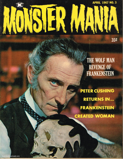 Monster Mania Issue 3 01