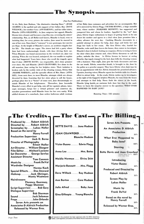 Whatever Happened to Baby Jane Pressbook_01