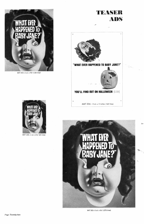 Whatever Happened to Baby Jane Pressbook_22