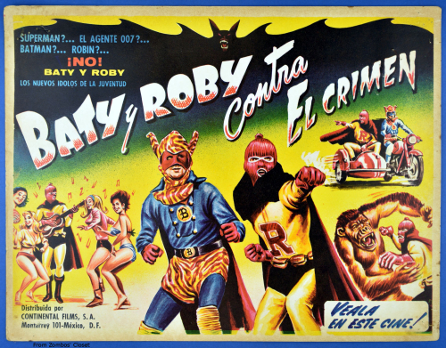 Rat pfink and boo boo lobby card
