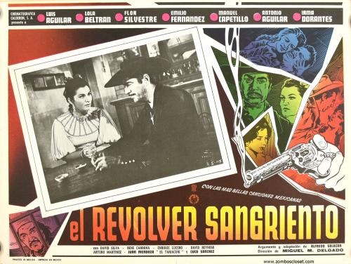 El Revolver Sangriento