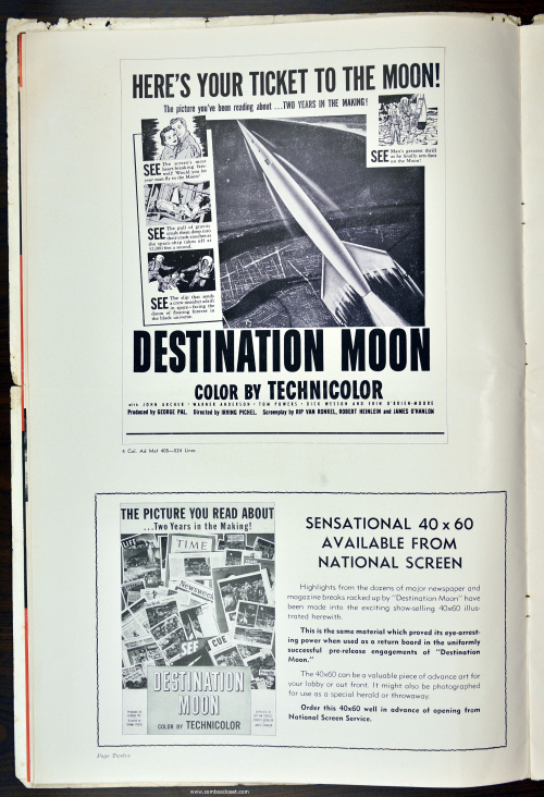 Destination Moon Pressbook 07