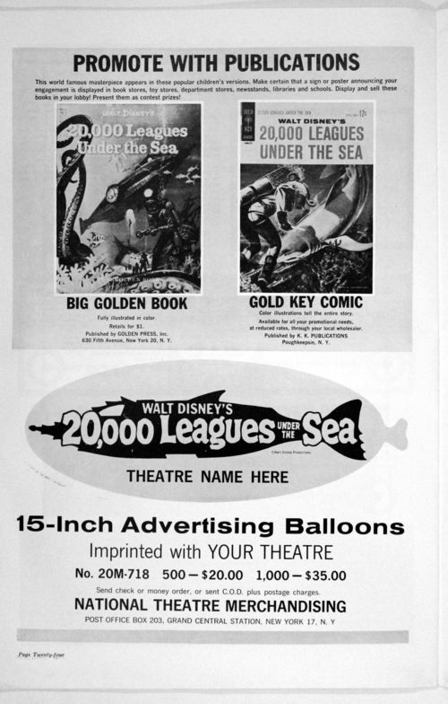 20000 leagues under the sea pressbook-24