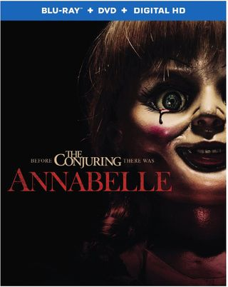 Annabelle-dvd