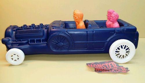 Renzi monster car 2