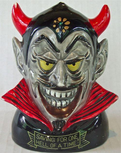 Satan-piggy-bank