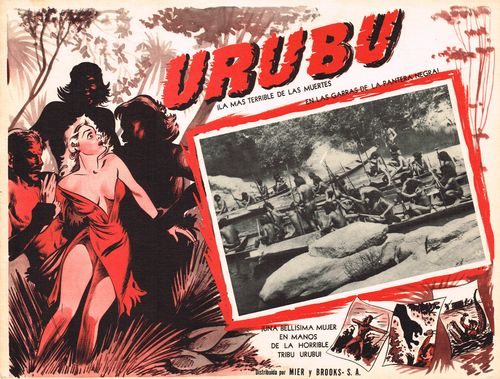 Urubu-mexican-lobby-card
