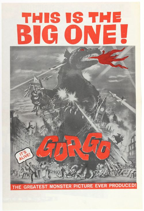 gorgo movie herald 1