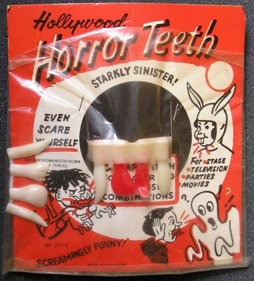 halloween monster teeth 5