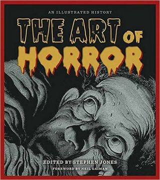 Art of horror book cover