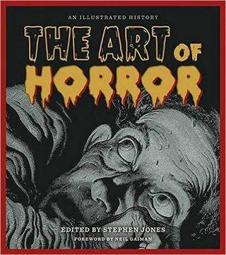 Art of horror book cover